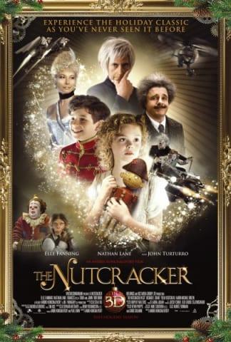 nutcracker 3d poster