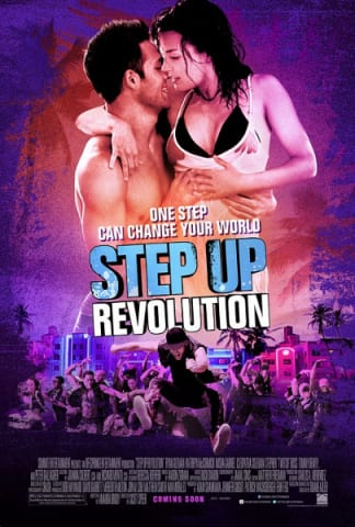 step_up_revolution_plakat