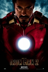 Iron Man 2 movie poster international