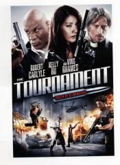 The Tournament movie poster promo artwork