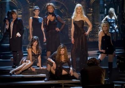 Nine movie image Nicole Kidman, Marion Cotillard, Penelope Cruz, Sophia Loren, Judi Dench, Kate Hudson