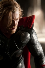 Chris Hemsworth in Paramount Pictures Thor movie 2011
