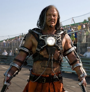 Mickey Rourke Whiplash Iron Man 2 movie image
