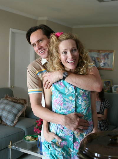 I Love You Phillip Morris movie image Jim Carrey and Leslie Mann