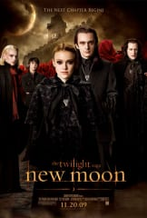The Twilight Saga New Moon movie poster Volturi