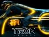 Tron Legacy Billboard Yellow Light Cycle