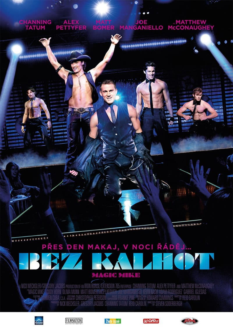 bez_kalhot_magic_mike_plakat