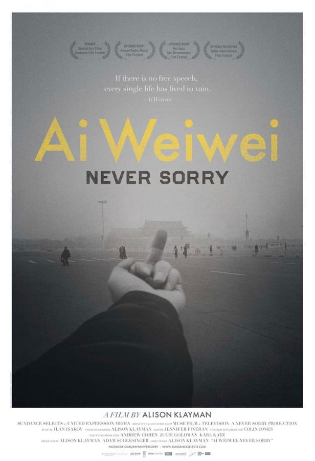 ai_weiwei_never_sorry_plakat