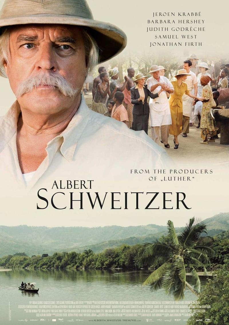 albert_schweitzer_2009_poster