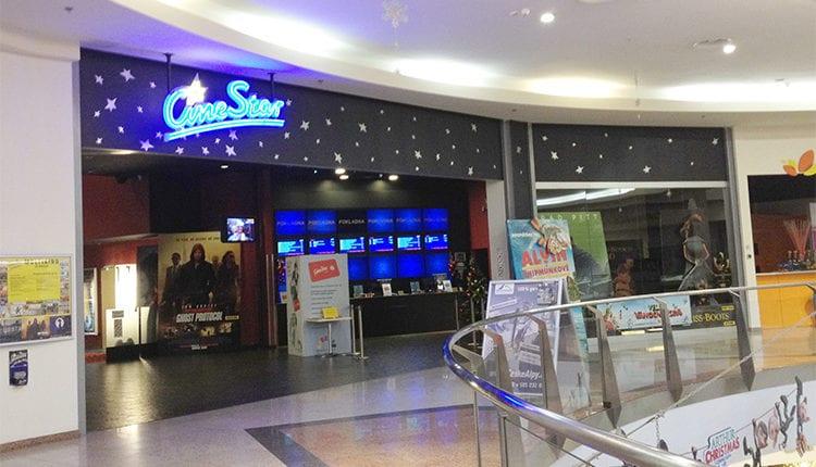 Cinestar Programm