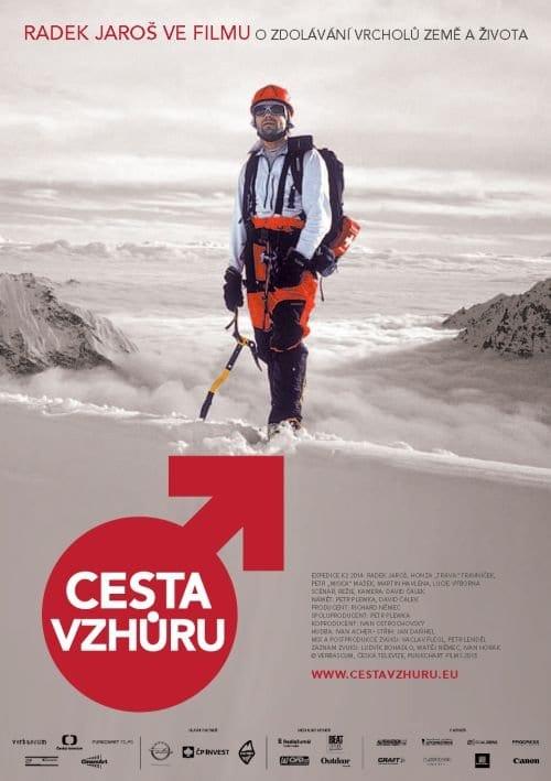 cesta_vzhuru_2014_plakat