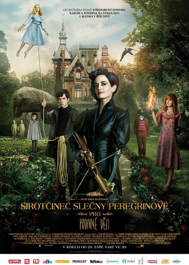 sirotcinec_slecny_peregrinove_pro_podivne_deti_2016_plakat