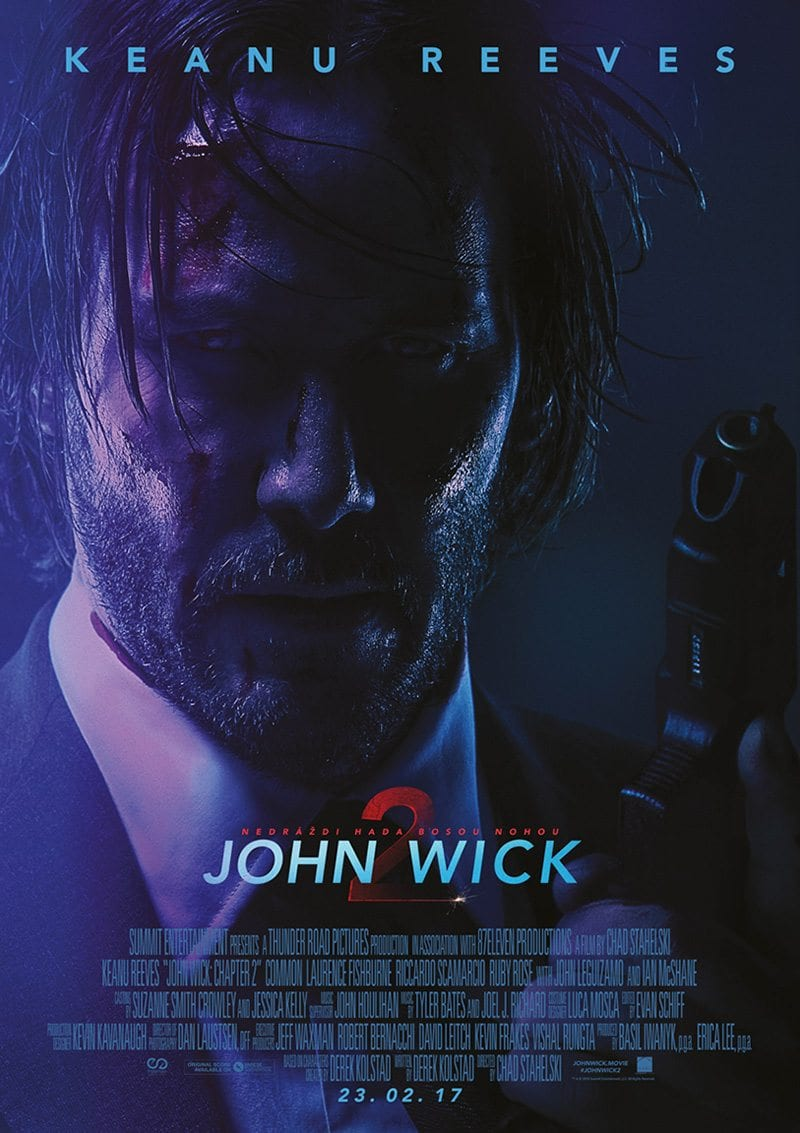 John Wick 2 Videa