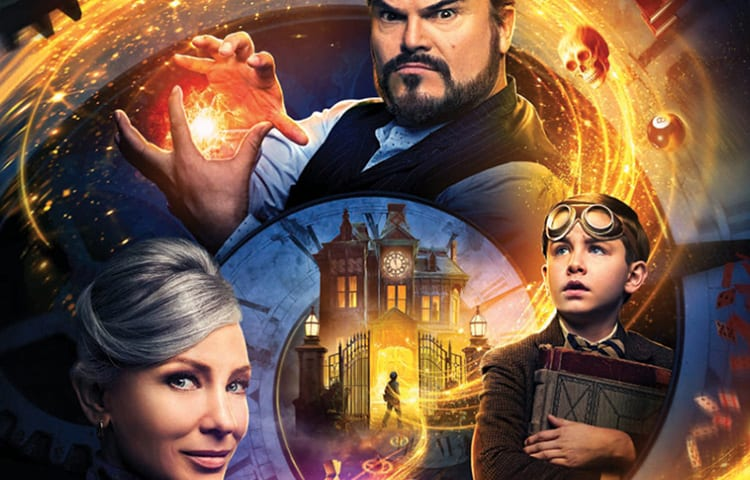 نقد فیلم The House with a Clock in its Walls