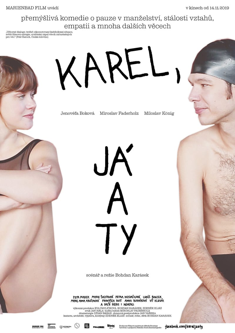 Karel, já a ty | ÚVODNÍ SLOVO K FILMU